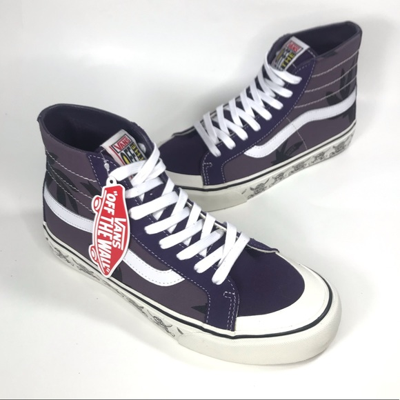 New Vans Sk8-Hi 138 Decon Shoes